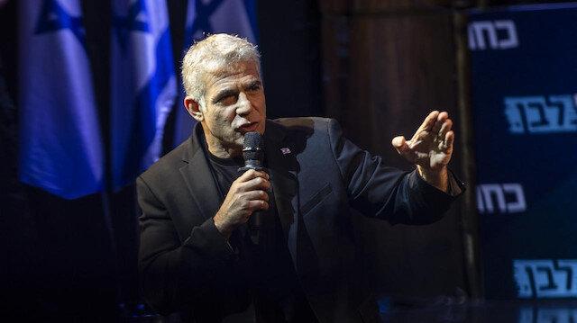 İsrail Dışişleri Bakanı Lapid: İran durdurulmalı