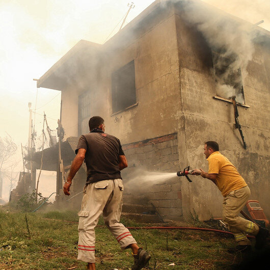 Avrupa Birliği'nden Türkiye'ye: Yangın felaketiyle ilgili destek sağlamaya hazırız