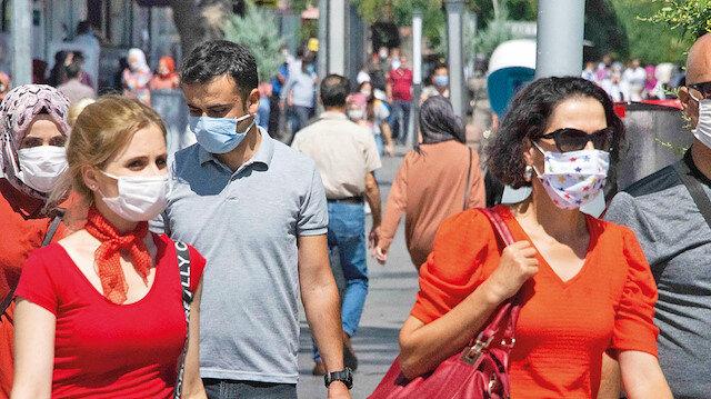 Maske ve sıcak hava cildinizin düşmanı olmasın