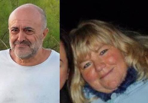Fahri Yiğitokur ve eşi Alman asıllı Andrea Hartmann Yiğitokur'un ağır hasar gören evlerinde cansız bedenlerine ulaşıldı.