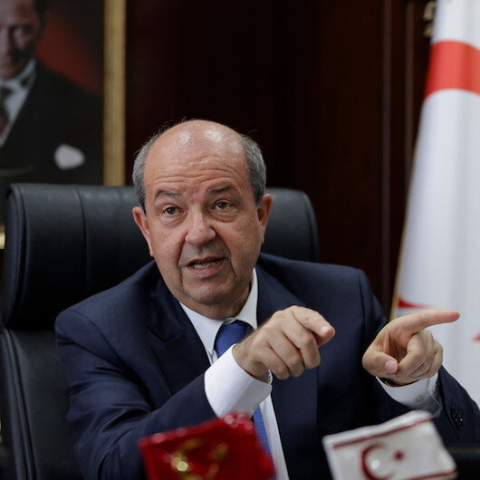 KKTC Cumhurbaşkanı Ersin Tatar: Rum'un azınlığı olmayacağız