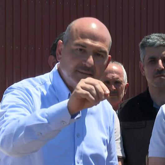 İçişleri Bakanı Süleyman Soyludan milletvekiline sert tepki