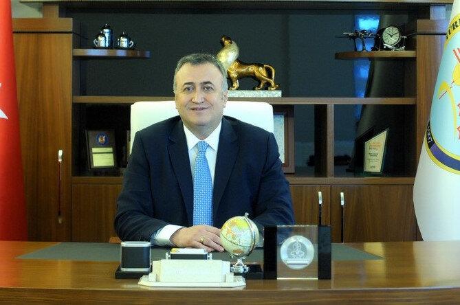 Türkiye Fırıncılar Federasyonu Başkanı Halil İbrahim Balcı