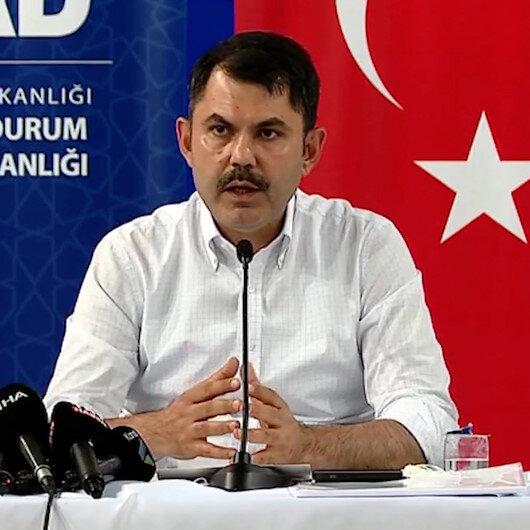 Çevre ve Şehircilik Bakanı Murat Kurum: Konutlarımızı kendi yerlerine yapacağız