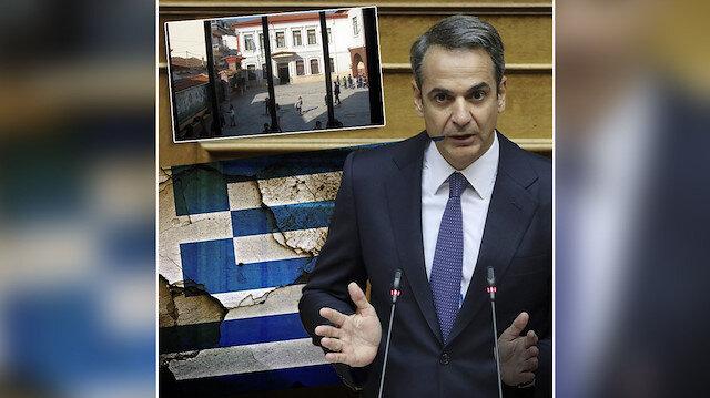 Yunanistanın Türk hazımsızlığı