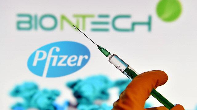 Biontech aşılarında yeni sevkiyat