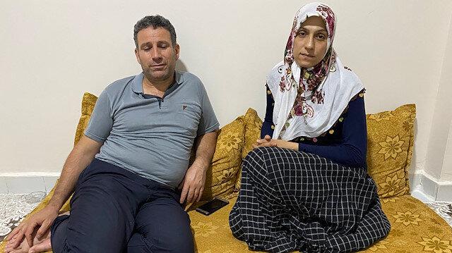PKK'nın kaçırdığı oğluna kavuşan Ayşegül Biçer: Korkmayın, hakkınızı isteyin