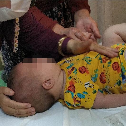 Samsun'da kahreden olay: Dokuz yaşındaki otizm hastası çocuk 7 aylık kardeşini pencereden attı