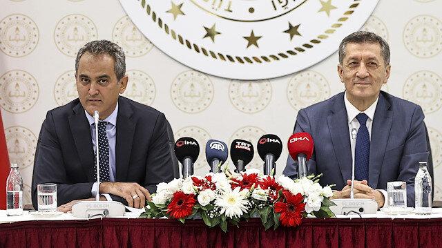 Milli Eğitim Bakanı Mahmut Özer: Okulları kapalı tutma gibi bir lüksümüz yoktur