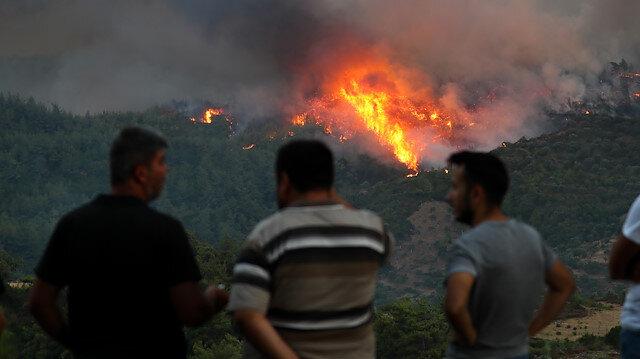 Yangın bölgeleri mücbir sebep kapsamına alındı: Beyanname verme ve vergi  ödeme süreleri ertelendi - Yeni Şafak