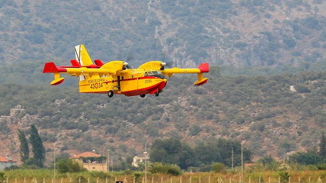 Su alan uçağı engelleyen jet-ski için soruşturma başlatıldı