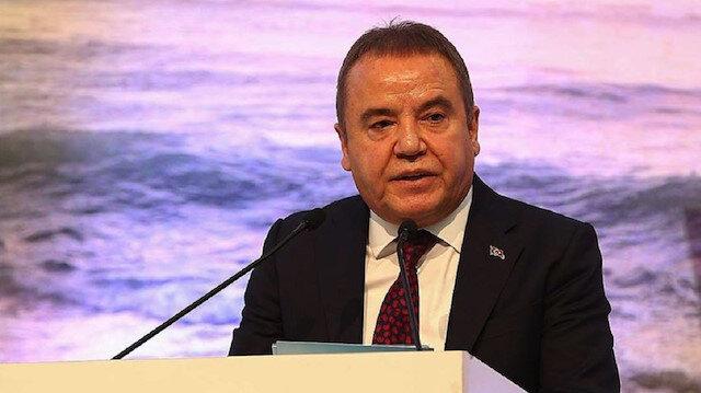 Antalya Büyükşehir Belediye Başkanı Muhittin Böcek'ten sağlık durumuna ilişkin ilk açıklama