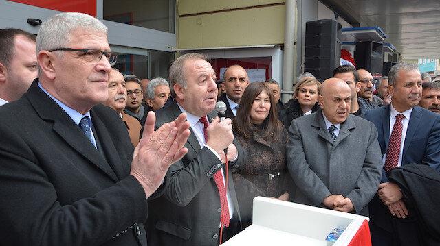 İYİ Partili Sungurlu Belediye Başkanı Abdülkadir Şahiner'den mültecilere hakaret: İşe yaramaz asalak adamlar