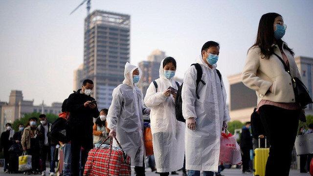 COVID-19 salgınının ortaya çıktığı Wuhan'da herkese virüs testi yapıldı