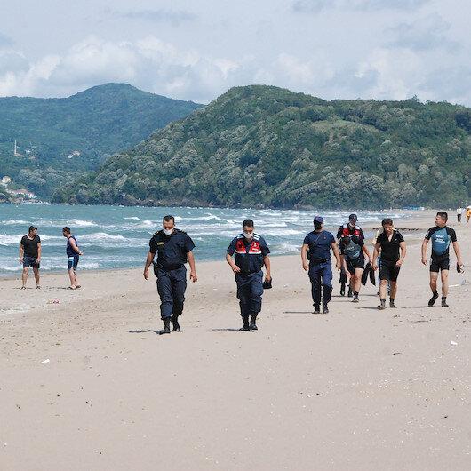 Bartın'da sahilde oynayan 8 yaşındaki Doğukan kayboldu: Tüm ekipler seferber oldu