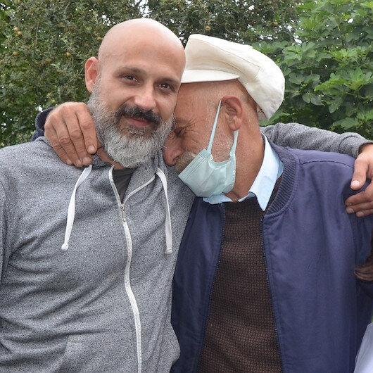İtalyan polisinin ayırdığı baba oğul Ordu'da buluştu: 36 yıllık hasrette mutlu son