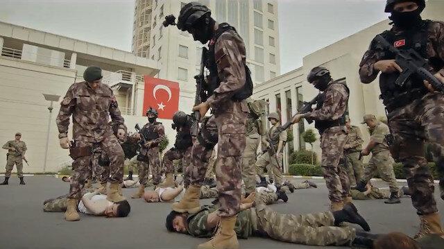 FETÖ'yü anlatan 'Mahrem' belgeselinden muhteşem final: O şerefli üniformayı hak etmiyorlar soyunup öyle gelsinler