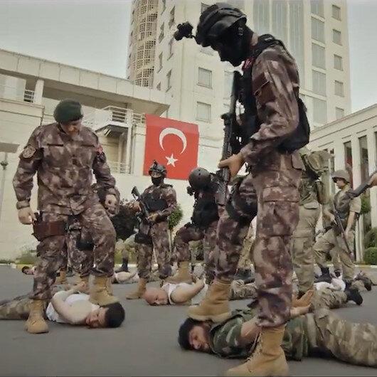 FETÖyü anlatan Mahrem belgeselinden muhteşem final: O şerefli üniformayı hak etmiyorlar soyunup öyle gelsinler