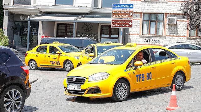 İstanbullunun taksiyle imtihanı bitmiyor: Hava parası alıyorlar!