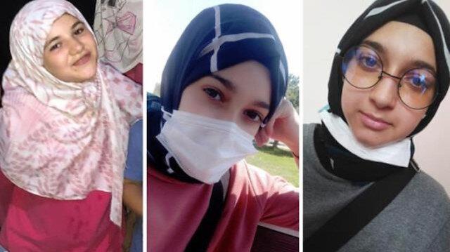 Kaybolan üç kızın Kore'ye gitmek için evden kaçtıkları ortaya çıktı