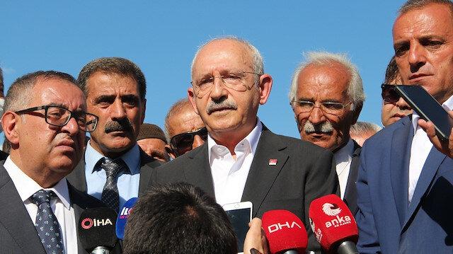 Kemal Kılıçdaroğlu: Selahattin Demirtaş niye hapiste?