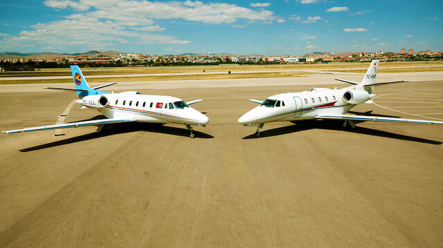 Yangın söndürme uçaklarının bakımını yapmayan önceki THK yönetimi iki özel jet almış