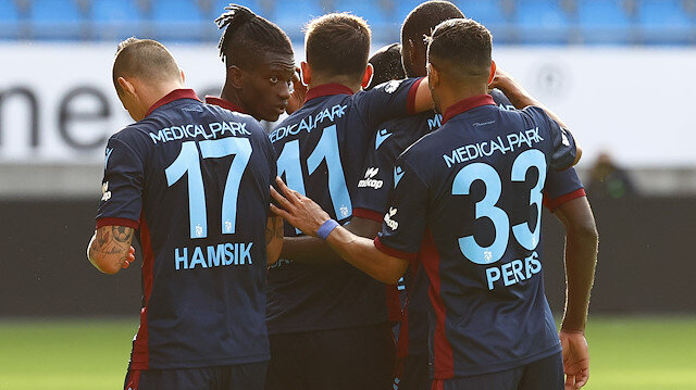 Trabzonspor Norveç ekibi Molde'yi eledi ve Roma'nın rakibi oldu