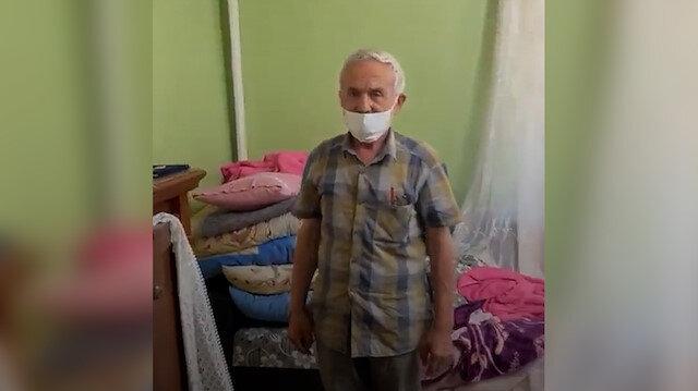 Altındağ'daki provokasyon gecesi evi yağmalanan Cavit Etleç yaşadıklarını anlattı: Karım evde kalsaydı felç olurdu