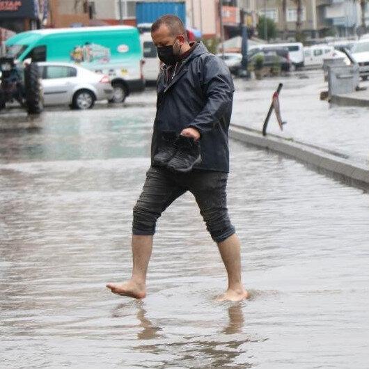 Meteorolojiden Samsun ve Ordu için yağış uyarısı