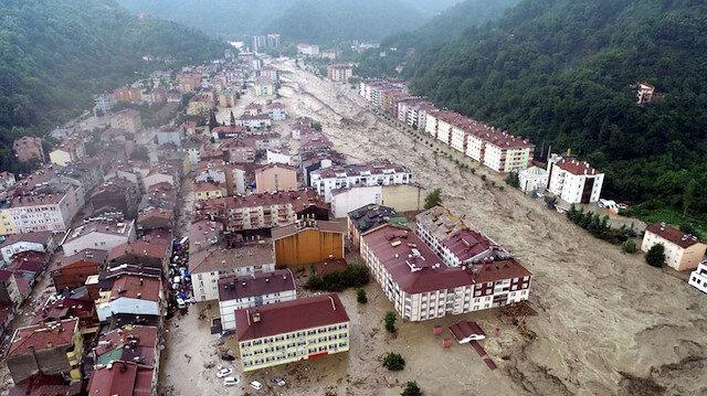 Kastamonu ve Sinop'taki sel felaketinde can kaybı 38'e yükseldi
