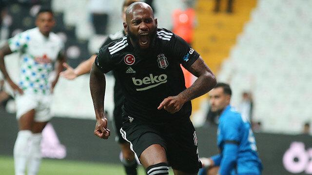Beşiktaş'tan Süper Lig'de yeni sezona '3' puanlı başlangıç