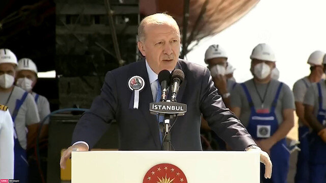 Cumhurbaşkanı Erdoğan: Afganistan'ın istikrara kavuşması için çaba göstermeliyiz