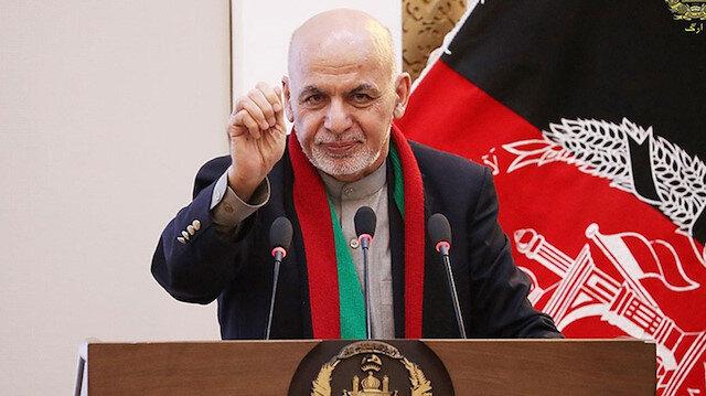 Afganistan Cumhurbaşkanı Gani ülkeyi terk etti