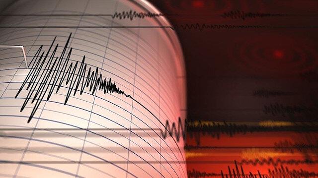 Gürcistan'ın Türkiye sınırında deprem