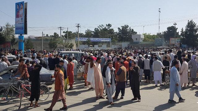 Kabil Havalimanı'ndaki kaosta ölü sayısı 7 oldu