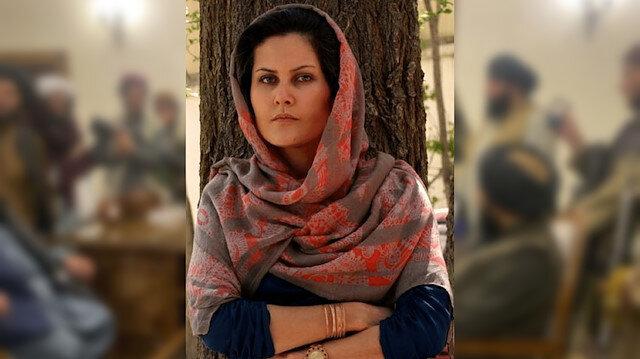 Yardım çağrısında bulunan Afgan yönetmen Sahraa Karimi'den Türkiye'ye teşekkür