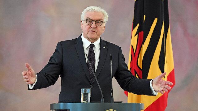 Almanya Cumhurbaşkanı Steinmeier: Kabil Havalimanı'ndaki çaresizlik görüntüleri utanç verici