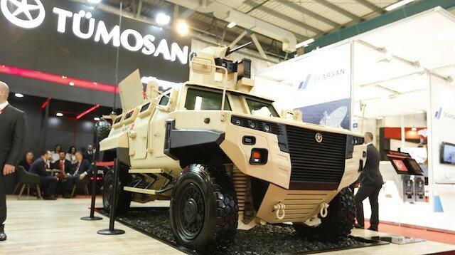 Türk savunma sanayisinde yerli motor için geri sayım: TÜMOSAN'ın ürettiği projeler IDEF 2021'de sergilendi