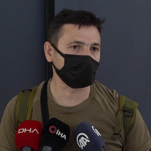 Afganistandan tahliye edilen Türk vatandaşı yaşadıklarını anlattı: Türk olduğum için bir kez daha gurur duydum