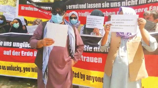 Avrupa Afganistan'da rezalete imza atıyor:  Almanya içkileri tahliye etti