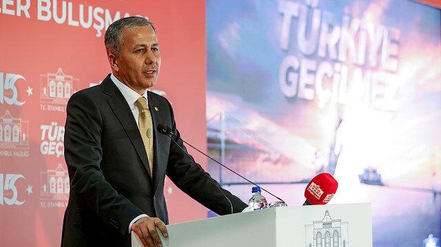 İstanbul'da 547 göçmen sınır dışı edilmek üzere göç merkezinde