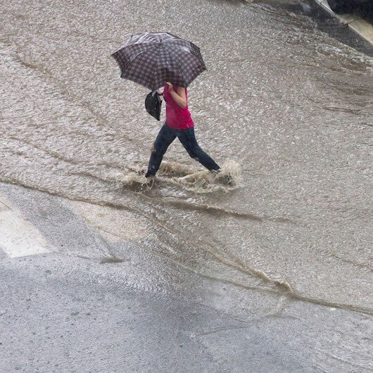 Meteorolojiden Karadeniz için yeni uyarı: Sağanak yağış bekleniyor
