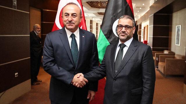 Libya'dan rest: Türkiye'yle anlaşmamızı bozmayacağız