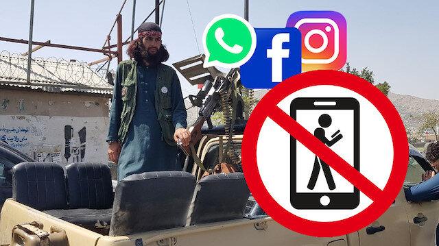 Sosyal medyada 'Taliban' çatlağı: Facebook 'yasaklayacak' Twitter 'yayınlayacak'