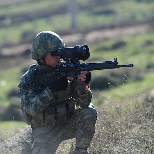 MSB duyurdu: 2 PKK'lı etkisiz hale getirildi