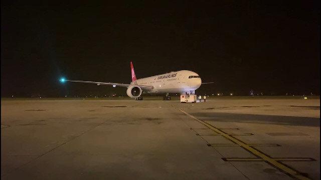 Afganistan'dan tahliyeler sürüyor: 273 yolcu daha Türkiye'ye getirildi