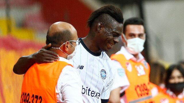 Adana Demirspor Süper Lig'de 26 yıl sonra ilk golünü attı