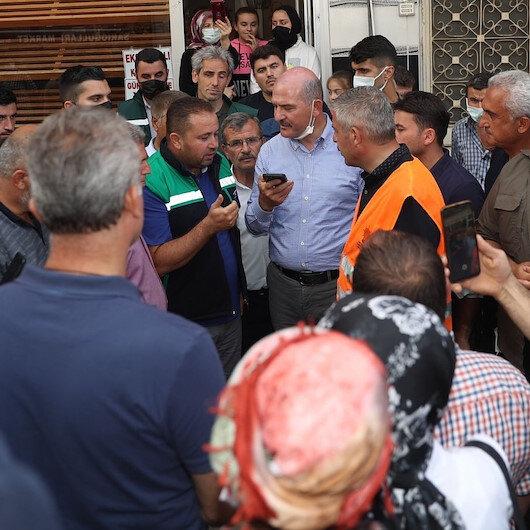 Bakan Soylu talebi anında Bakan Koca'ya iletti: Hemen hallediyoruz
