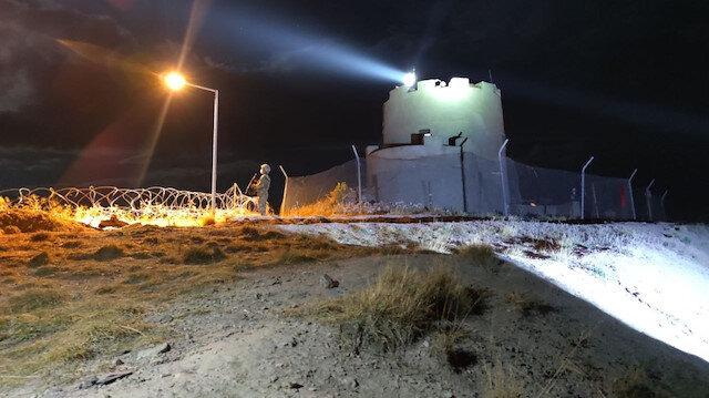 İran sınırında kuş uçurtulmuyor: Kahraman Mehmetçik gece gündüz tetikte