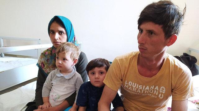 Afgan göçmenler arkalarında acı hikayeler bıraktı: Biz burada güven bulmaya geldik